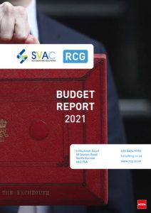 Rcg Budget Report 2021