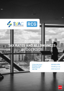Rcg Tax Rates And Allowances 2021
